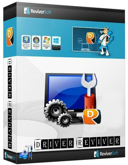 ReviverSoft Driver Reviver 5.18.0.6 + cracked [На русском]
