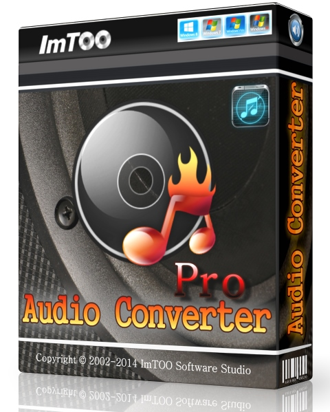 ImTOO Audio Converter Pro 6.5.0 Build 20170119 + patch [Русификатор]