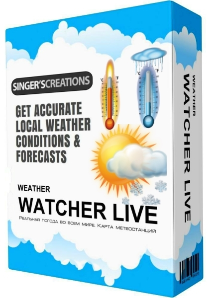 Weather Watcher Live 7.2.80 + patch (2016) ENG