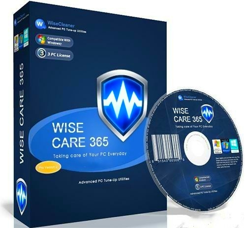 Wise Care 365 Pro 4.64 Build 445 Final + keygen [На русском] + Portable