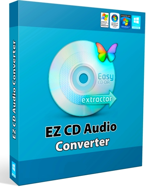 EZ CD Audio Converter Ultimate 5.1.0.1 + crack [На русском] + Portable