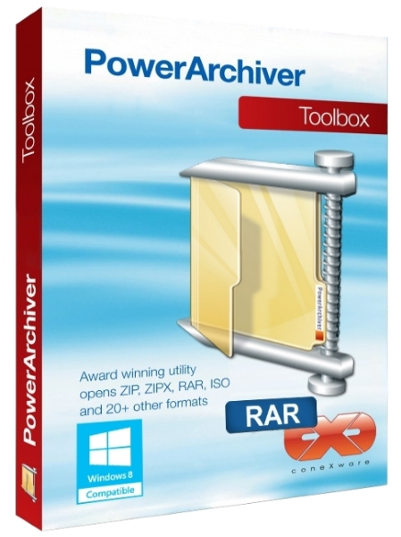 PowerArchiver 2016 Toolbox 16.10.24 + patch [На русском]