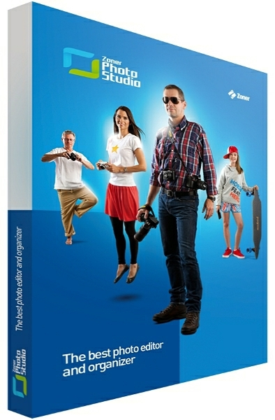 Zoner Photo Studio Pro 18.0.1.10 / X 19.1701.2.14 [20/01/2017] + crack [Русские/Английские версии]