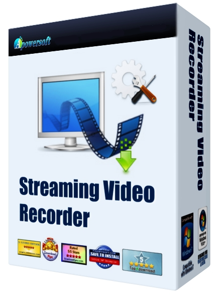 Apowersoft Streaming Video Recorder 6.1.3 (Build 01/20/2017) + cracked [Русификатор]