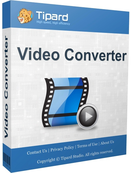 Tipard Video Converter 8.0.16 / Ultimate 9.0.30 + cracked [На русском]
