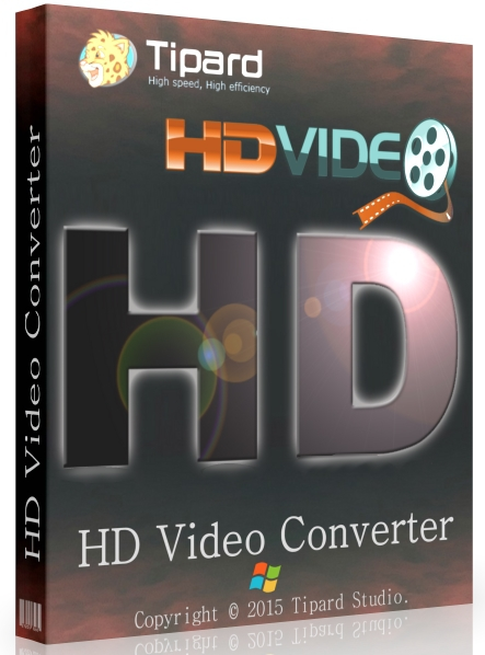 Tipard HD Video Converter 7.3.8 + cracked [На русском]