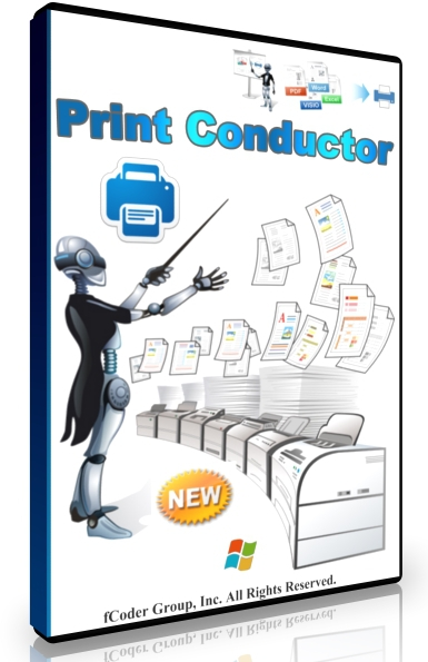 Print Conductor 5.3.1701.14130 + keygen [На русском]