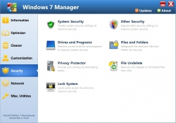 Windows 7 Manager 5.1.9 Final [10/10/2016] + patch (2016) ENG
