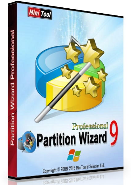 MiniTool Partition Wizard Pro 10.2.1 + cracked (2017) ENG