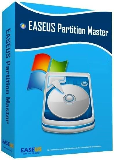EASEUS Partition Master 11.10 Server / Professional / Unlimited Edition + ключ [Русские/Английские версии]