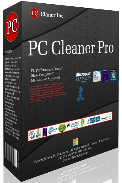 PC Cleaner Pro 2017 14.0.17.4.11 + ключ (2017) ENG
