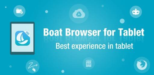 Boat Browser for Tablet 2.2.1 Pro [На русском]