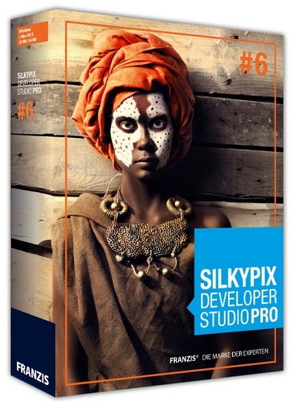 SILKYPIX Developer Studio Pro 8.0.1.7 + cracked (2017) ENG