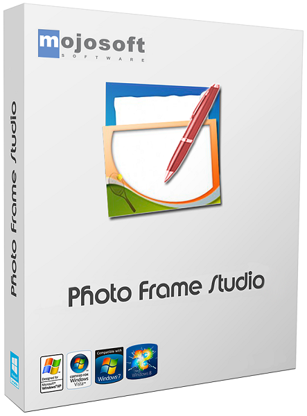 Mojosoft Photo Frame Studio 3.00 + Serial [На русском]