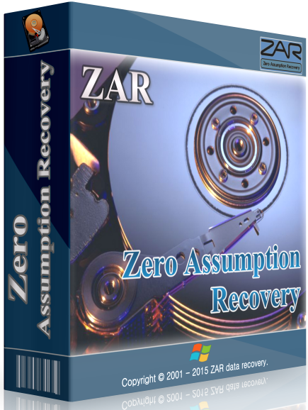 Zero Assumption Recovery 10.0.444 Technician Edition + patch (2016) ENG