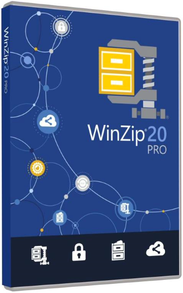 WinZip Pro 21.0 Build 12288 Final + keygen [Русская версия]
