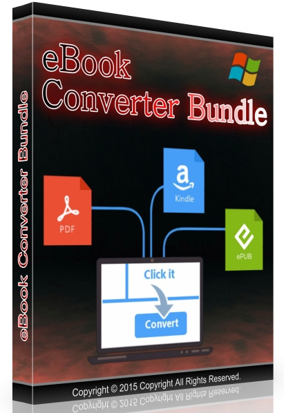 eBook Converter Bundle 3.17.211.400 + cracked (2017) ENG