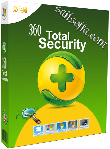 360 Total Security 9.0.0.1171  / Essential 8.2.0.1039 Final [На русском]