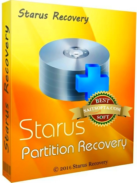 Starus Partition Recovery 2.6 + keygen [На русском] + Portable
