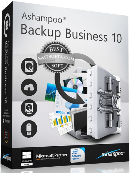Ashampoo Backup Pro 11.05 + cracked [На русском]