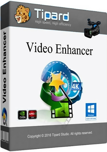 Tipard Video Enhancer 1.0.16 + cracked [На русском]