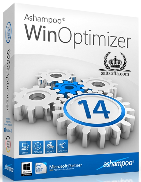 Ashampoo WinOptimizer 14.00.05 Final + cracked [На русском]