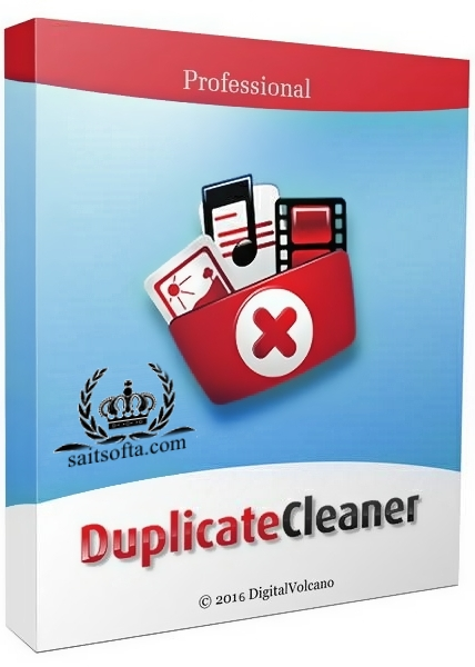 DigitalVolcano Duplicate Cleaner Pro 4.0.4 + cracked [На русском]