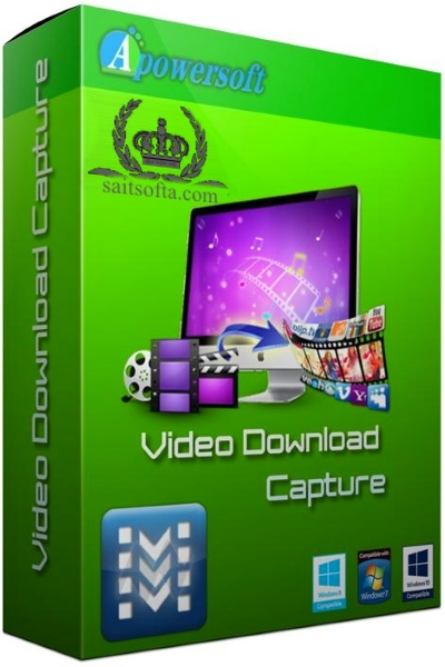 Apowersoft Video Download Capture 6.2.2 (Build 03/24/2017) + cracked [Русификатор]