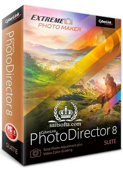CyberLink PhotoDirector Suite 8.0.2706.0 / Ultra 8.0.2706.0 + ключ [Русификатор]