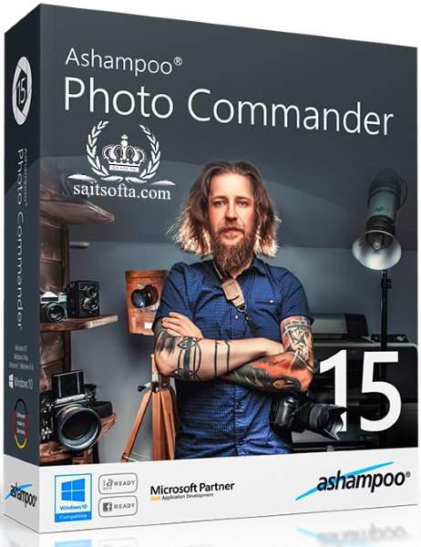Ashampoo Photo Commander 15.0.3 Final + cracked [На русском]