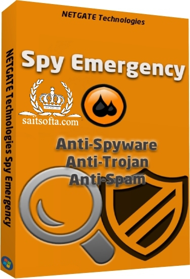 NETGATE Spy Emergency 24.0.170.0 + keygen [На русском]