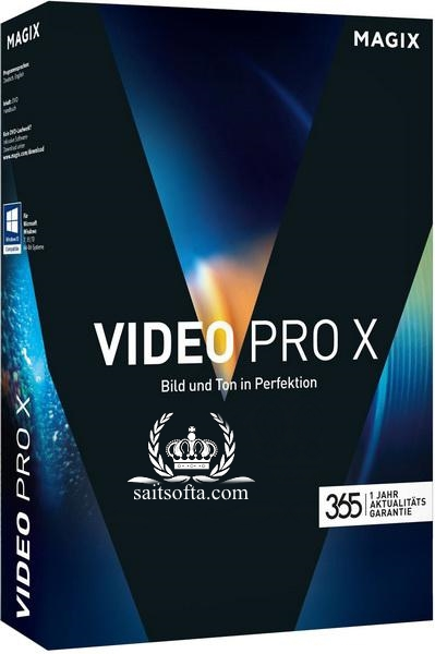 MAGIX Video Pro X8 15.0.3.154 + crack [Русификатор]