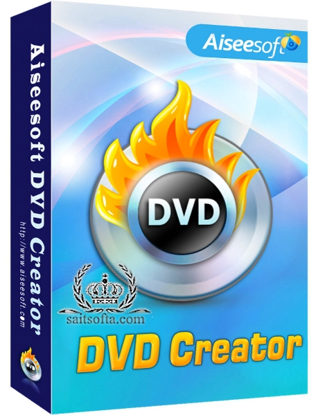 Aiseesoft DVD Creator 5.2.30 + cracked [Русификатор]